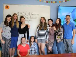 Grauer Student Groups Raising Money To Help Others