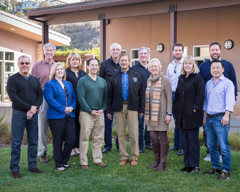 The Grauer School's Board of Trustees