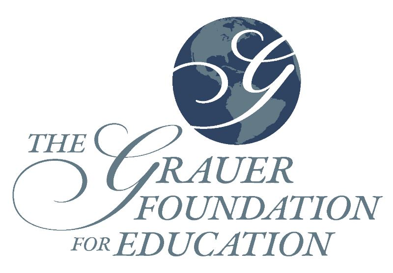 Grauer Foundation for Education graphic logo image