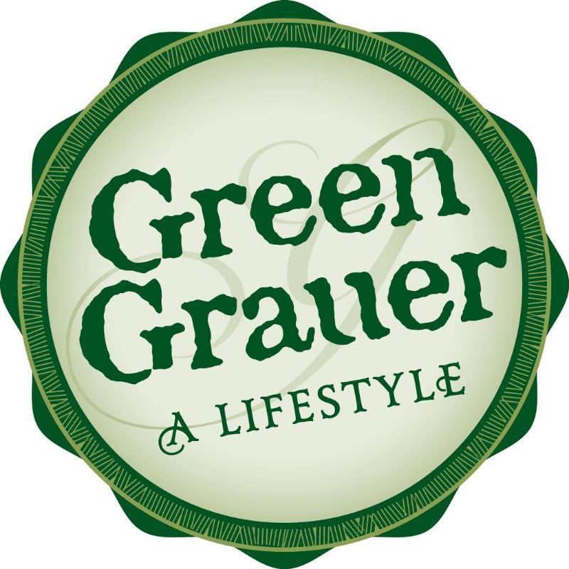 Grauer Green Lifestyle Image Badge